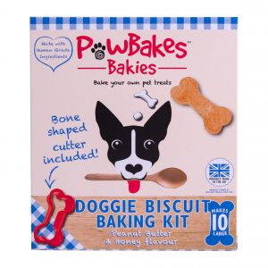 PawBakes - Doggie Biscuit Baking Kit