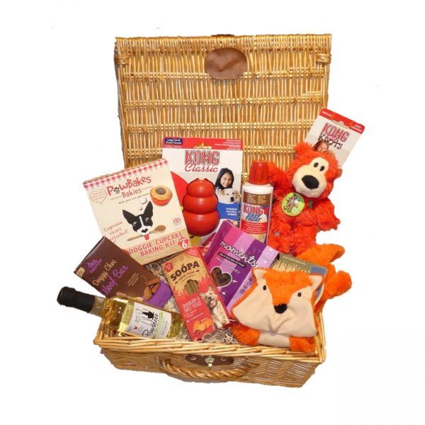 The Spring Box for Doggy's