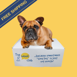Woof Club Box Subscription