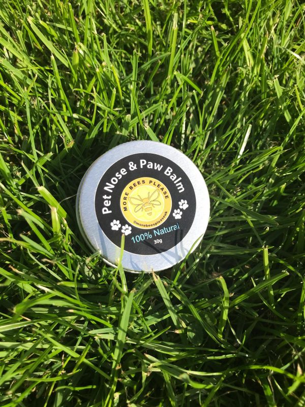 More Bees Please Nose & Paw Balm