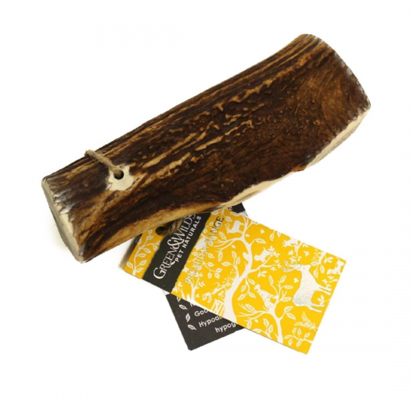 Green & Wilds Premium Easy Antler Chew