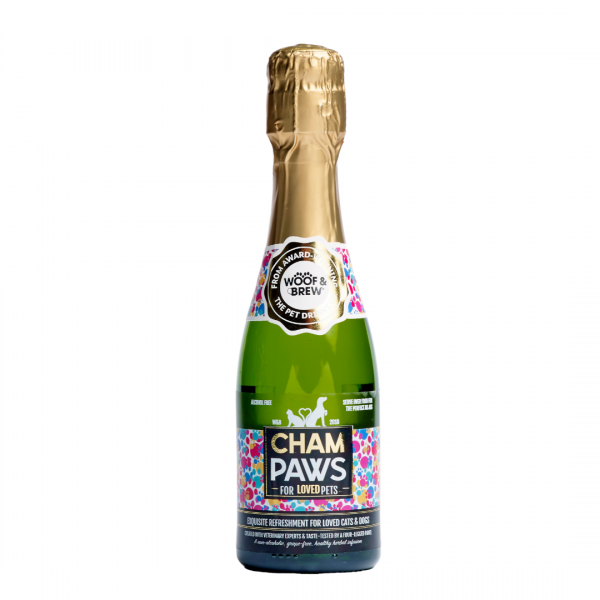 Woof & Brew CHAM:PAWS