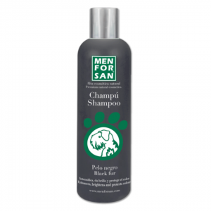 Men for San Black Fur Shampoo