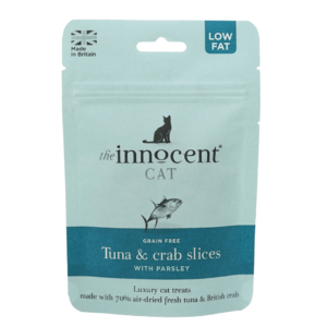 The Innocent Cat Tuna & Crab Slices