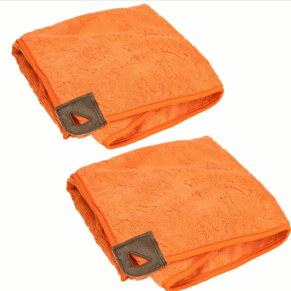 small & large Cape Dog Towel