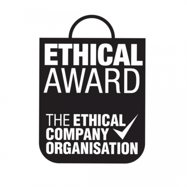 Ethical award badge