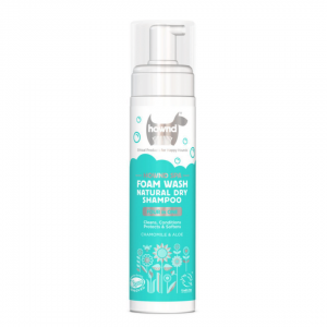 Miricle dry foam wash for dogs