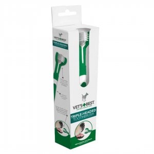 Toothbrush for dogs packet