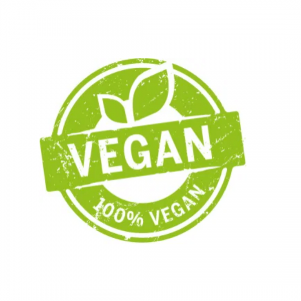 vegan badge