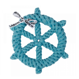 Skipper Recyclable Cotton Dog Toy