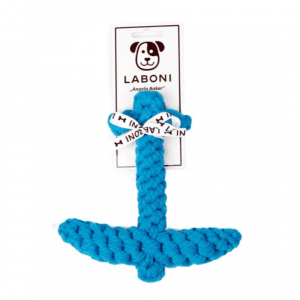 Angela Anchor Dog Toy