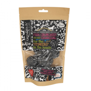 Charcoal Treats for Dogs