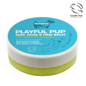 Paw Balm with Sun Protection