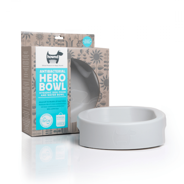 Hygienic Bowl for Dogs