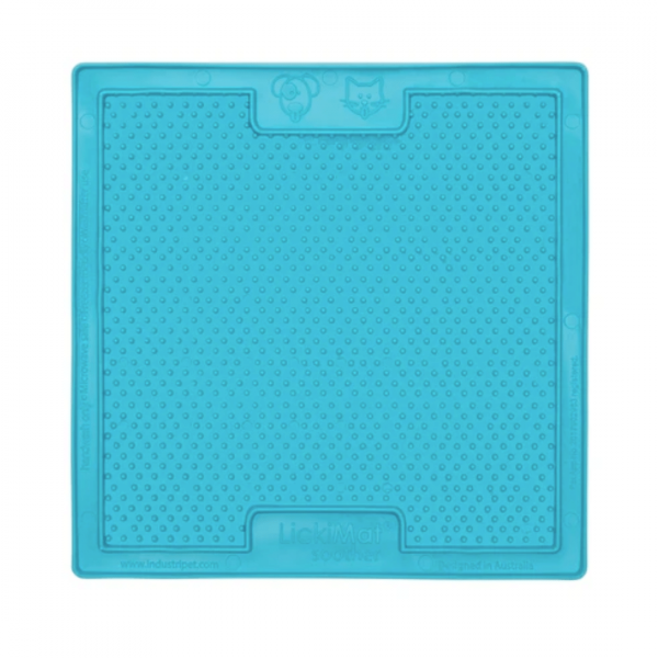 LickiMat Classic Soother Turquoise