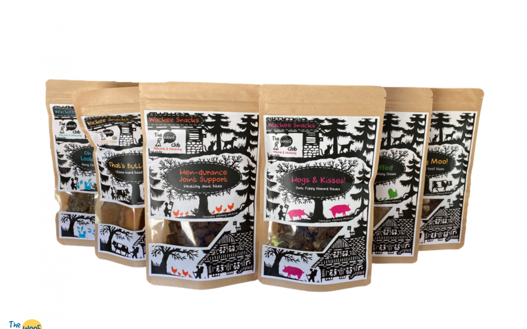 Why areWackeeSnacks the Best Natural Treat Available for Dogs?